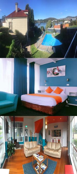 Waterfront Lodge Motel Hobart